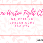 Jane Austen's Fight Club