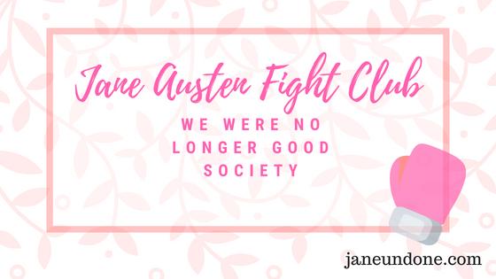 Jane Austen's Fight Club