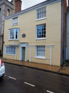 8 College Street, Winchester, England