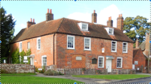 Jane Austen's Home in Chawton
