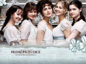 Pride & Prejudice (movie)